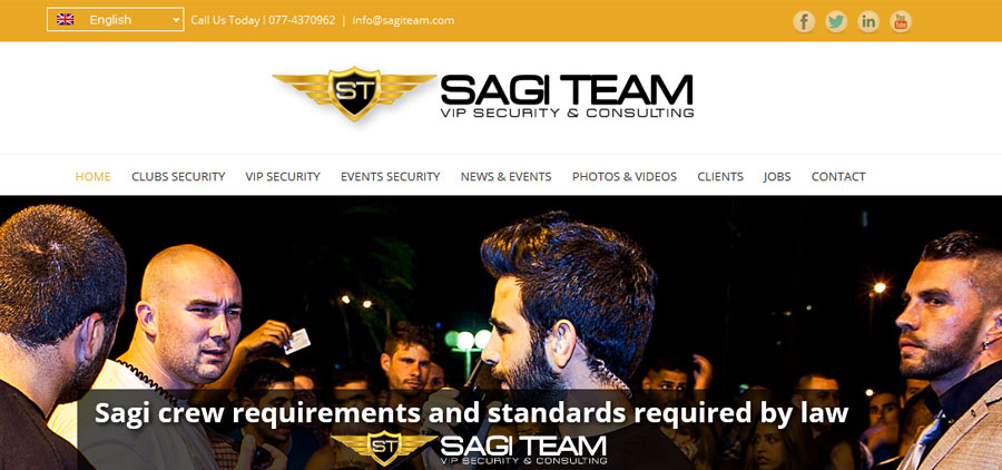 Sagi Team